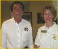 Richard Andrews and Linda Kaiser
