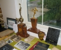 Trophies, Yearbooks, and Memoribilia