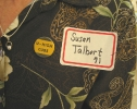 Name Tag and Class Button