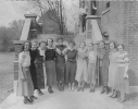 1935 Pep Squad