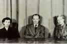 1951 - Miss Pragman, Mr. Ford & Mrs. Bardelmeier