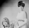 1967 Uesta Royalty -  Nancy Gerard Russell and Peggy Smith