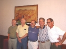 Gentlemen from the Class of 1960 - 42 years later