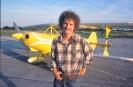 Greg Heifner during air show days