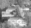 Aerial Photo of Townsend Hall ca 1963