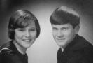 1965 Junior High Most Versatile - Donna Fenton Russell and Chris Hitt