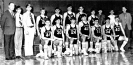 1971 Varsity Basketball Team, Coaches, and Managers