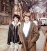 Jan Donati and Terry McHarg