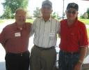 Class 1959 45th Reunion - Harold, Jimmy & Earl