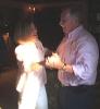Roberta Habenstein Olson & David Lang relive their cotillion dance.
